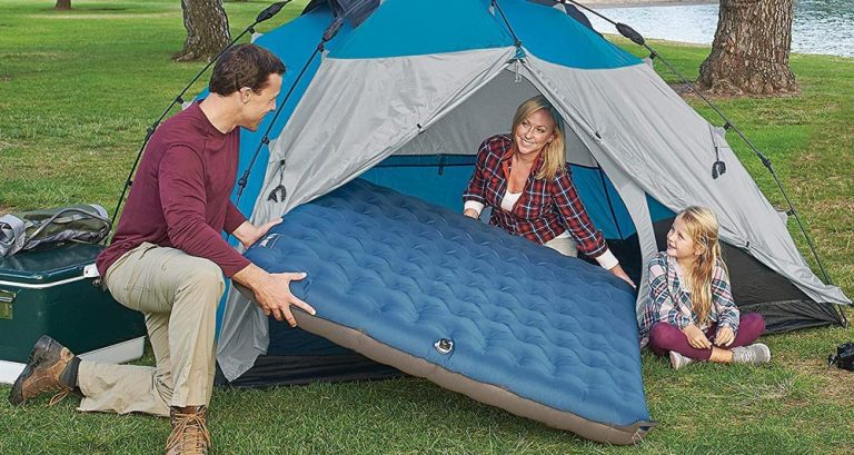 8 Best Camping Mattresses: Definitive Review (Buyers Guide) 2021