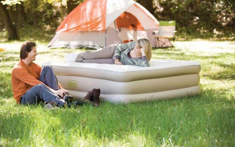 9 Best Camping Air Mattress: Definitive Review and Buyer's Guide (2021)