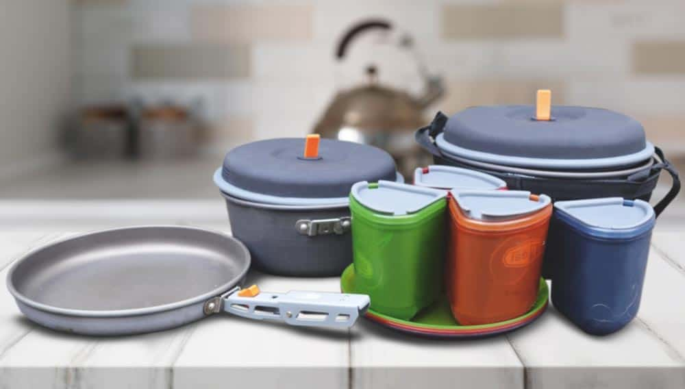 Camping Cookware Review