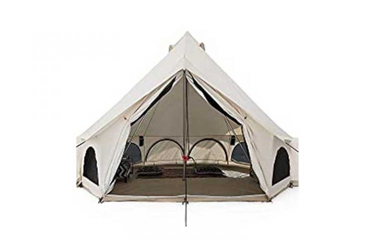 White Duck Outdoors (Avalon Bell Tent): Definitive Review (2021)