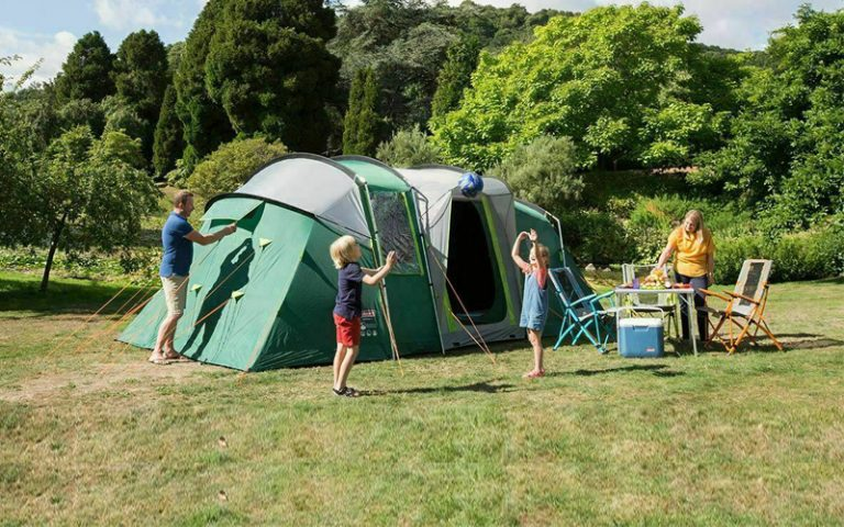 Are Air Tents Better Than Pole Tents?