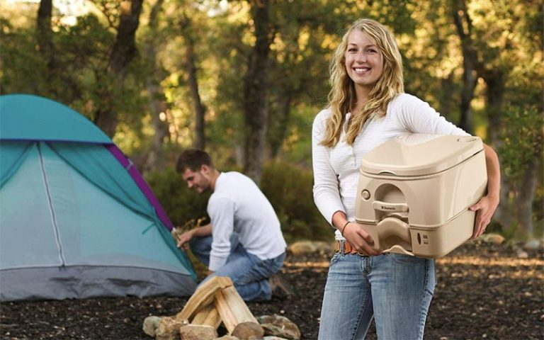 10 Best Camping Toilets (2021)Definitive Review (Buyer's Guide)