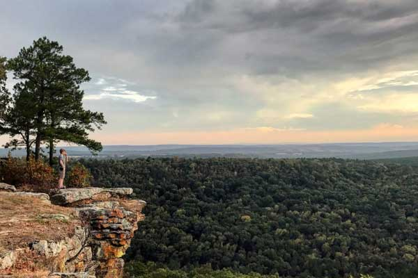 Best Camping Place in Arkansas
