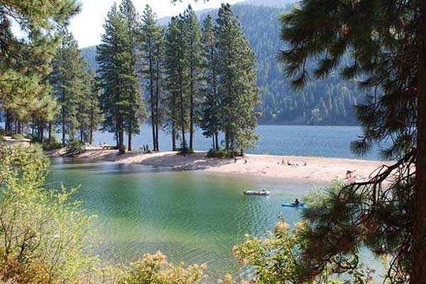 Best Camping Place in Idaho
