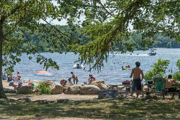 Best Camping Place in Rhode Island