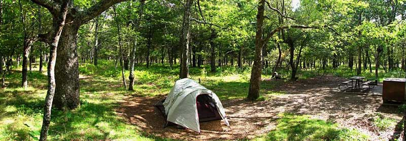 Best Camping Place in West Virginia