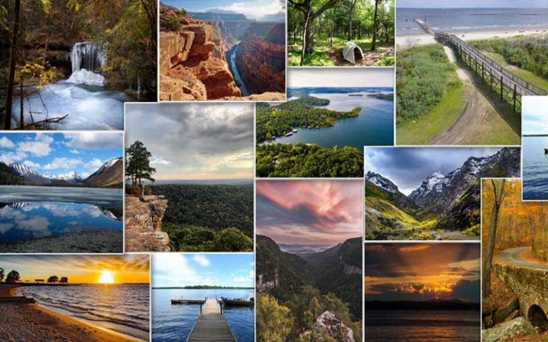 50 Best Places To Go Camping In The USA 2021