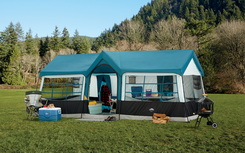 What Is The Biggest Camping Tent You Can Buy?