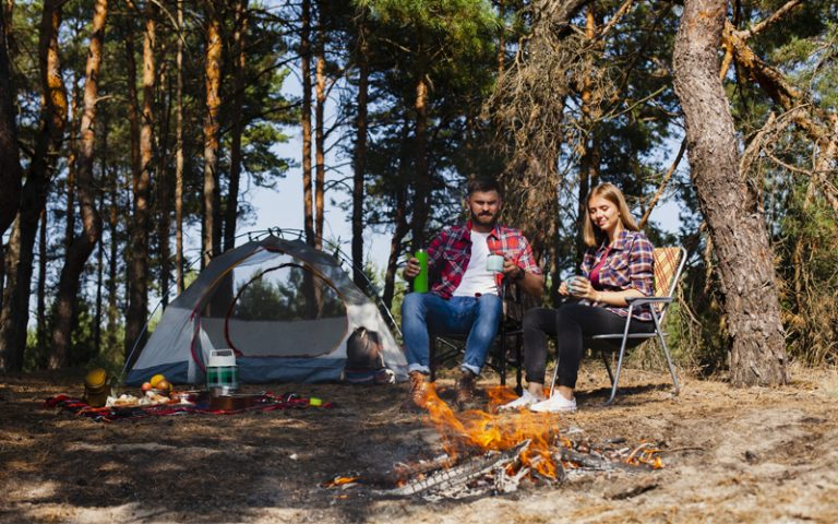 What Should You Sit On When Backpacking?