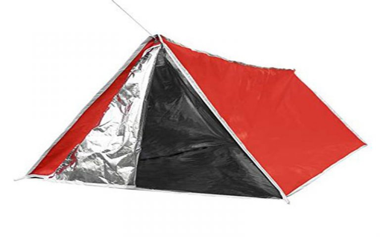 Back 40 Emergency Tent Definitive Review (2021)