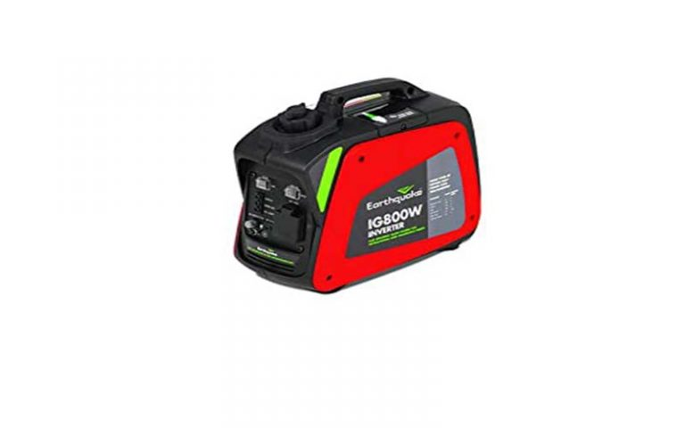 Earthquake ig800w Generator  Definitive Review (2021)