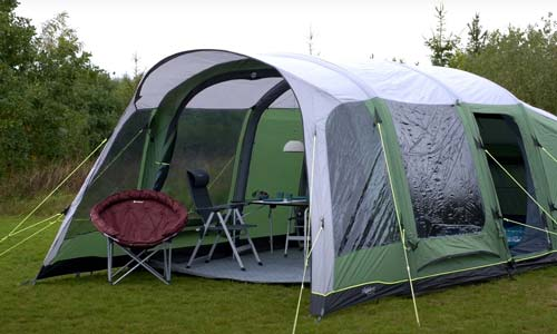 Outwell Tent (Broadlands 6 Man Tunnel Tent)