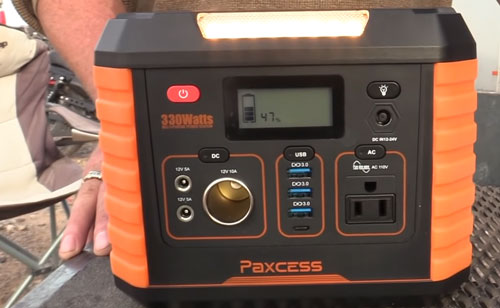 Paxcess Power Station