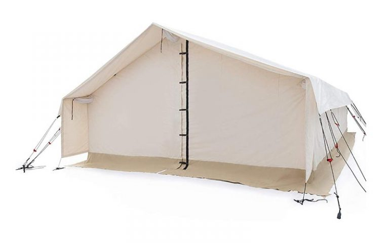 White Duck  Large Canvas Wall Tent: Definitive Review (2021)