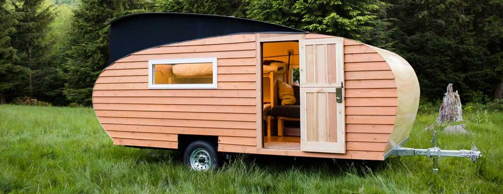Homegrown Trailers Woodland Trailer