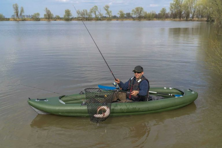 Anglers Only : 5 Best Inflatable Fishing Kayak Reviews