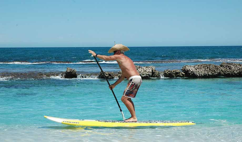 Best Paddle Board For Fly Fishing
