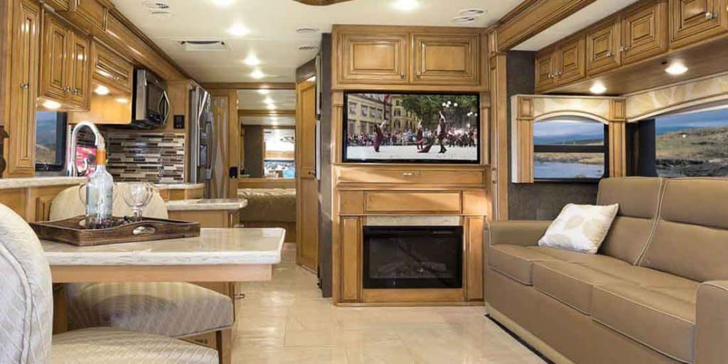 Thor Motor Coach Tuscany 45AT Class A Diesel Motorhome