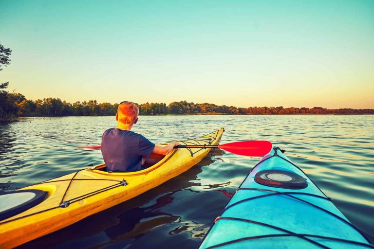 Buyer's Guide to the 7 Best Touring Kayak Reviewed