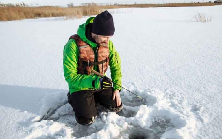 The Best Ice Fishing Rod  [New Research] (2021)