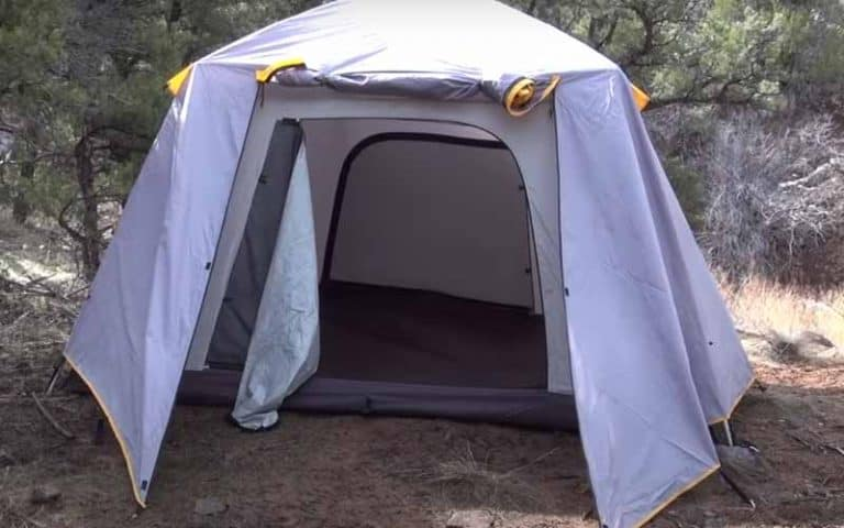 Browning Camping Glacier Tent : Definitive Review (2021)