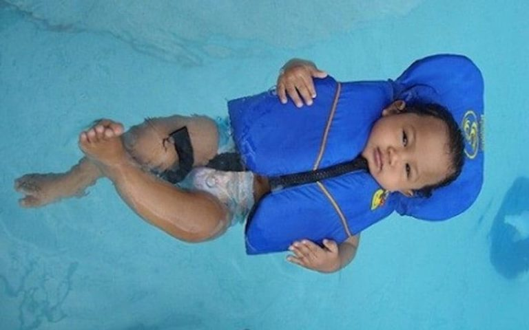 Can A 6 Month Old Wear A Life Jacket?