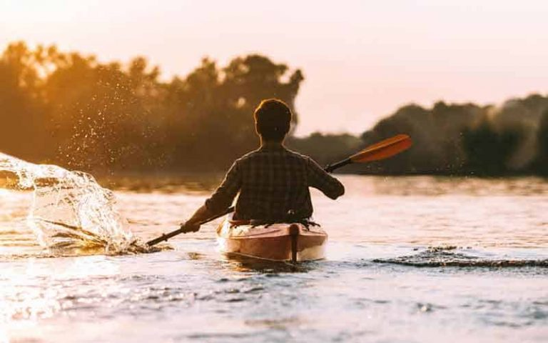 Is Kayaking Bad For Your Back?