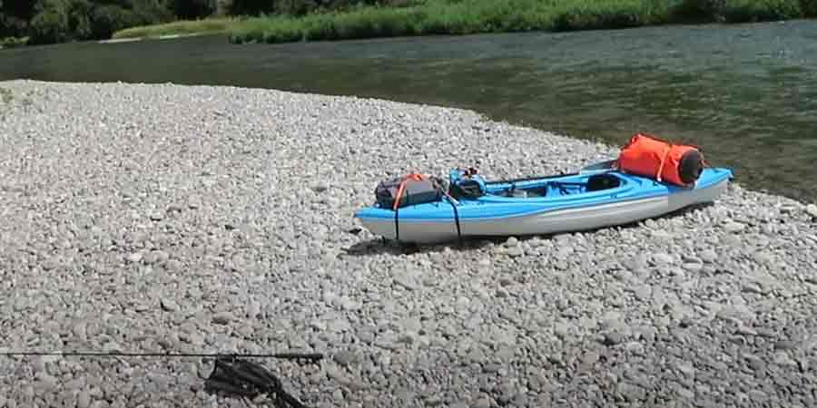 Can A Kayak Hold A Cooler