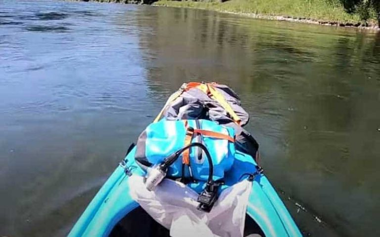 Can A Kayak Hold A Cooler?